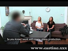 Casting Two Hot Russians...