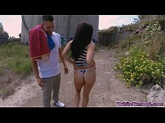 ALETTA OCEAN ANAL FUCKING IN CAVE! YOU GOTTA SEE THIS!