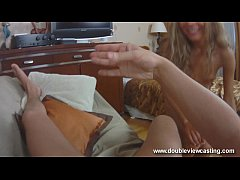 DOUBLEVIEWCASTING.COM - VICTORIA IS SMITTEN BY ...