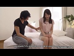 Clip sex Japanese housewife, Noeru Mitsushima is fixing her sex life, uncensored