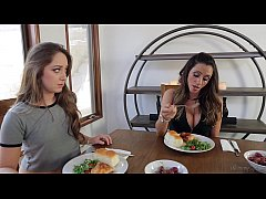 Remy LaCroix, Ariella Ferrera at Mommy's Girl