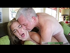 My Slutty Hot Teen Babysitter Let Me Fuck Her -...