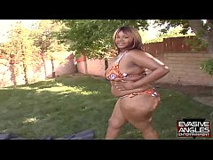EVASIVE ANGLES Big-Um-Fat Black Freaks - Africa...