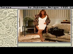 AMIGA REUPLOAD 1 N CUT SCENES TERESA AGA XXX FROM DISK G471 GAMES AND PUZZLES FROM Software 2000 Vol