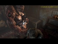 Dead or Alive 5 Monster Orgy
