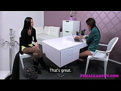 FemaleAgent First time with...