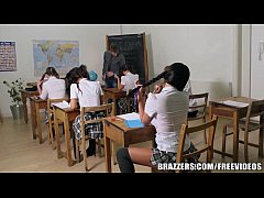 Clip sex Brazzers - Young school girl does it right