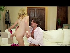 Angel Smalls Banged By Older Guy