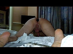 Wife belted my ass for not cumming a second time
