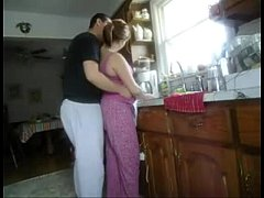 fucking wife in kitchen