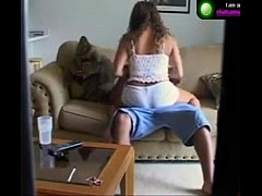 HOMEMADE COUPLE on cam
