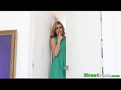 Curious Teen Roxy Schooled By Her Step-Mom In Dyke Lesson