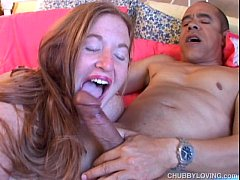 thumb keno is a cute chubby redhead who loves to eat cum