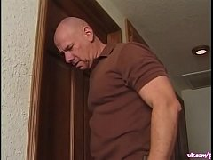 Stepfather fucks daughter (ANAL) - TABOO FAMILY...