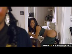 Brazzers - Big Butts Like It Big -  Hankering For A Spanking scene starring Kiki Minaj and Danny D