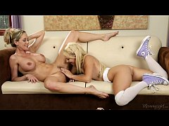 Mommy's Girl - Carmen Callaway, Brandi Love