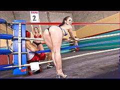 BANGBROS - Two Studs Fight For MILF Sara Jay and Kristina Rose's Booties