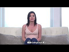 CASTINGCOUCH-X Short Haired Jessica Rex fucked ...