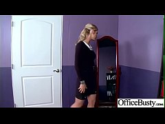 Hardcore Sex In Office With Huge Boobs Girl (Kl...