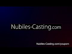 YouPorn - Nubiles Casting Squirting asian teen really wants this job