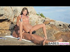 Babes - Skinny Dipping starring...
