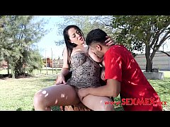 PAMELA RIOS - BUSTY LACTATING MOM IS TRICKED BY...