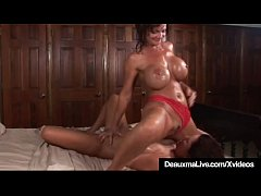 Horny Milf Deauxma Squirts in Magdalene St.Mich...
