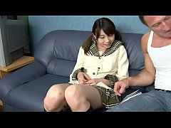 Hot little japanese girl on casting - Hardcorefuck - HD