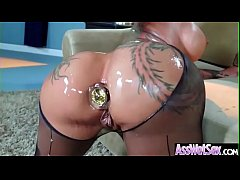 (Bella Bellz) Big Oiled Ass Girl Like Deep Anal...
