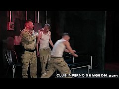 ClubInfernoDungeon We Misbehaved Now Daddy Has 2 Fist Us Both!
