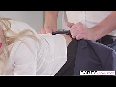Babes - Office Obsession - Hard at Work starring Frankie G and Sweet Cat clip
