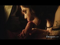 Deeper. Evelyn Claire Relives the Ecstasy That Was the Night Before
