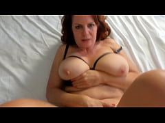 Horny Gilf with Big Tits
