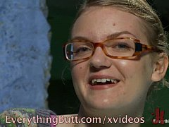 Girls with Glasses Love Anal
