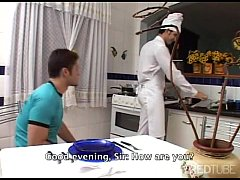 Felix Lins cooks and fuck with Daniel Stone   R...