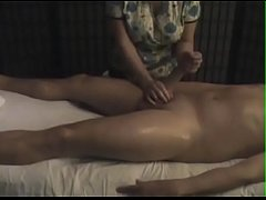 Cheating wife gives best handjob with happy ending - more at  chatgmasturbate.com