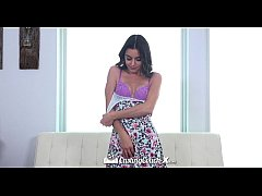 CASTINGCOUCH-X Newcomer brunette...