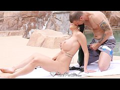 PureMature - Hot milf Jaclyn Taylor fingers her...