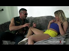 TOUGHLOVEX Karl gives Khloe Kapri a hardcore wo...