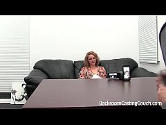 thumb blonde strip per first anal on casting couch