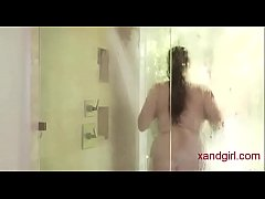 seduction between stepsisters in bathroom
