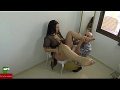 He fucks his partner in a chair IV