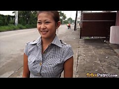 TrikePatrol Pinay Picked Up And Fucked During L...