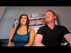 SEXTAPE GERMANY - German brunette...
