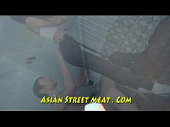 Handcuffed Anal Thai Cryogen