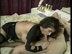 Tiziana Redford get fucked by an ugly fat guy