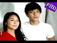 Behind the scenes KathNiel's PagPag