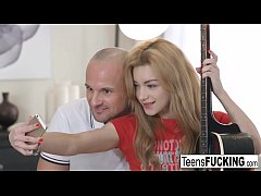 thumb blonde teen son  ia sweet gives him her sweet   him her sweet a him her sweet a