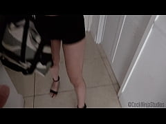 Stripper Step Sister Blackmailed By Brother Pre...