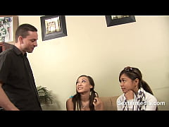 Lovley teen stepsister l. fuck bitch 2 take coc...